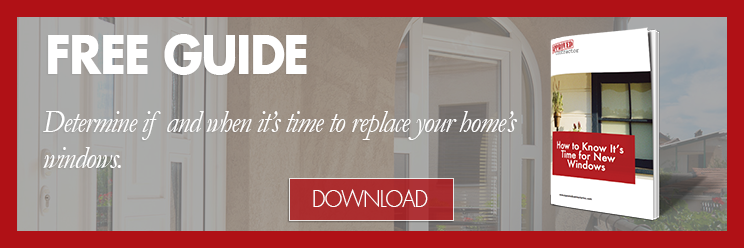 Free guide for replacement windows.