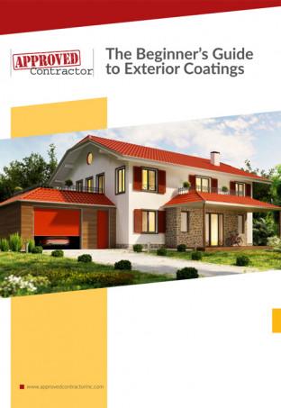 Beginner's Guide to Exterior Coatings