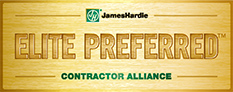 James Hardie Elite Preferred Contractor