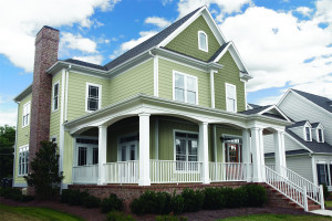 ColorPlus Or Pre-Primed Siding
